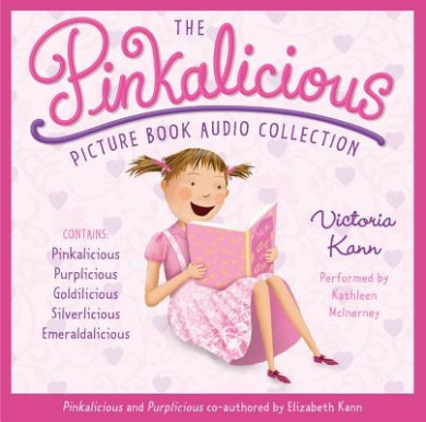 The Best of Pinkalicious CD: The Best of Pinkalicious CD