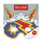 Superheroes Make-A-Mask