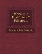 Mercurio Historico y Politico... [Spanish]