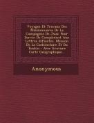 Voyages Et Travaux Des Missionnaires de La Compagnie de J Sus