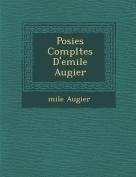 Po Sies Completes D'Emile Augier