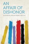 An Affair of Dishonor