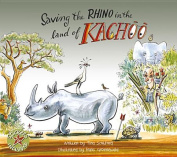 Saving the Rhino in the Land of Kachoo [With Sticker(s)]