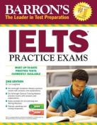 Barron's Ielts Practice Exams with Audio CDs, 2nd Edition
