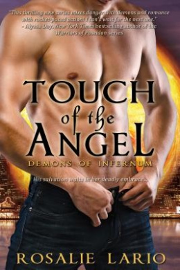 Touch of the Angel (Demons of Infernum)