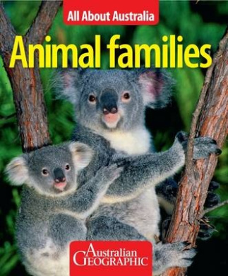 All About Australia: Animal Families (All About)