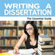 Writing A Dissertation