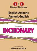 English-Amharic & Amharic-English One-to-One Dictionary