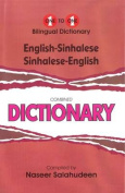 English-Sinhalese & Sinhalese-English One-to-One Dictionary
