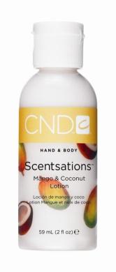 CND Creative Scentsations Hand & Body Lotion Mango & Coconut - 60ml