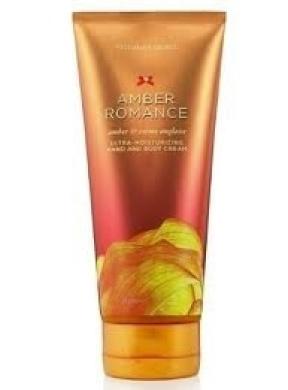 Victoria's Secret Amber Romance Ultra-moiisturizing Hand and Body Cream