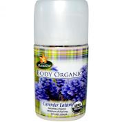 Nature's Paradise, Body Organic, Lavender Lotion, 9 fl oz