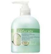Avon Naturals - Cucumber and Melon Anti-bacterial Hand Soap
