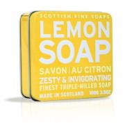 The Scottish Fine Soaps Company Soap Tin Collection - Lemon