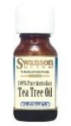 Tea Tree Oil 2 fl oz (59 ml) Liquid by Swanson Ultra