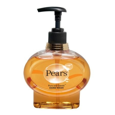 Pears Pure and Gentle Hand wash