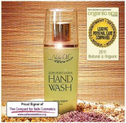NaturOli Ultra Moisturising Hand Wash - 250ml One of our most popular formulas. Our proprietary blending technique combined with ultra high quality ingredients produces an ultimate hand wash. Leaves your skin feeling silky smooth and touchable.