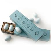 Robin's Egg luxury soap by Gianna Rose Atelier in slider box