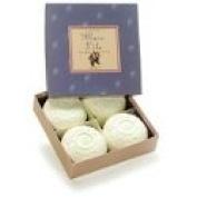 "Blanc Lila Pretty ""MIGNONETTE"" 4-Bar Gift Box"
