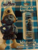 The Smurfs Wildberry Flavoured Lip Balm
