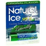 MENTH NAT ICE LIP BALM SPF 15 5ml