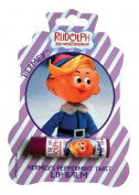 Rudolph the Red Nosed Reindeer Limited Edition Lip Balm - Hermey the Elf - Peppermint Twist