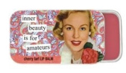 inner beauty is for amateurs cherry tart Lip Balm