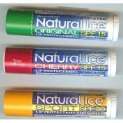 Natural Ice Medicated Lip Balm 3 Pack