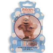 Rudolph the Red Nosed Reindeer Limited Edition Lip Balm - Bumble the Abominable Snowmonster Bumble's Blueberry Blast