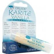 Shea Butter & Vanilla Lip Balm Tube-5 g DRUIDE Brand