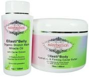 "Organic Pregnancy Skin Care Gift Set ""Spoiled Mama"""