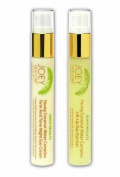 Joey New York Young Coconut Water Complex Day Gel and Night Cream Eye Duo, 30ml