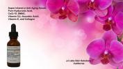 Super Intensive Anti-Ageing Serum-Pure HA,CoQ-10, Vitamin C+E, Collagen and DMAE
