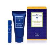Acqua Di Parma Blu Mediterraneo Bergamotto Di Calabria .04 oz / 1.2 ml  Eau De Toillette   Spray & .67 oz / 20 ml body cream set