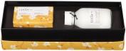 Lucia Gift Set (Body Lotion and Soap), Tea Leaf, 35ml