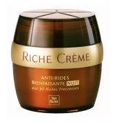 Yves Rocher Riche Crème Wrinkle Smoothing Night Cream, 50 ml