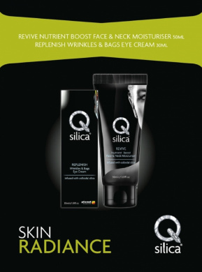 QSilica Skin Radiance Gift Pack