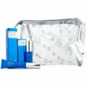 Hydroxatone Age Defence Gift Set ($72 Value!) Liftalyze 5ml, Deep Wrinkle Concentrate 5ml, & Travel Cosmetic Bag
