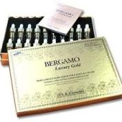 Korean Cosmetics_Bergamo Luxury Gold Collagen and Caviar Ampule 20pc Set