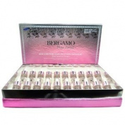 Korean Cosmetics_Bergamo Pure Snail Brightening Ampule 20pc Set