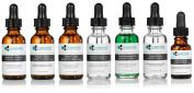 7 Combo Pack - Vitamin C+E Serum + Phloretin Serum + Vitamin C20% + Resurfacing + Phyto Botanical Gel + Hydra B5 Gel + Firming Eye Gel Advanced Formula +. 1 fl oz / 30 ml each.