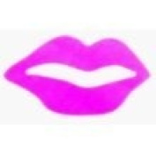 Lip Tanning Stickers 1000 Ct Roll