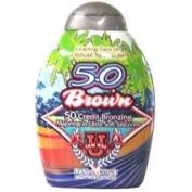 Tan Asz U 5.0 Brown 50 Credit Bronzing Tanning Lotion 400ml