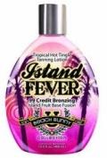 Tan Asz U ISLAND FEVER Tropical Hot Tingle Lotion - 400ml