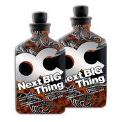 LOT of 2 OC Next Big Thing 55 Indoor Tanning Lotion Tanner Bronzer Tan Bed RSun