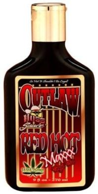Hoss Sauce Outlaw Red Hot Maxxx Tingle Plus With Hemp - 270ml