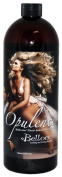 """0.9l of Belloccio """"Opulence"""" Ultra Premium """"DHA"""" Sunless Tanning Solution with Dark Bronzer Colour Guide"""