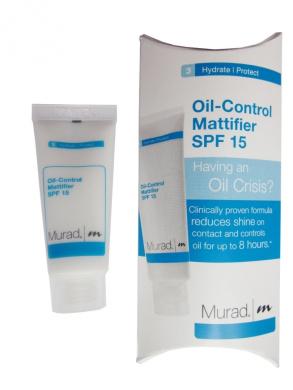 Murad Oil-Control Mattifier SPF 15 0.33 fl oz / 10 ml