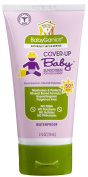 Babyganics Mineral-Based Sunscreen 50 SPF, On-The-Go 60ml Tube (Pack of 4), Packaging May Vary