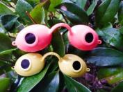 2 Pairs Super Sunnies UV Eye Protection Tanning Goggles Eyeshields Random Colours FDA compliant